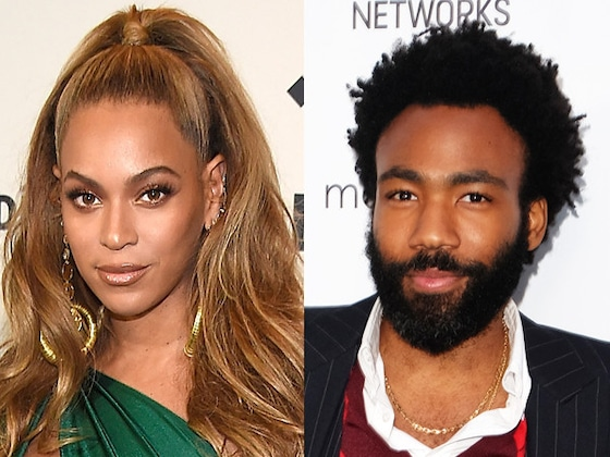 "Listen to Beyoncé and Donald Glover Sing <i>Lion King</i>'s ""Can You Feel the Love Tonight"""