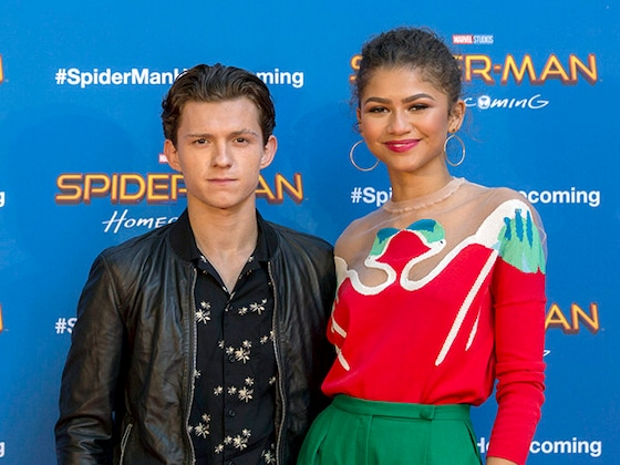 Sorry Internet: Tom Holland Just Squashed Those Zendaya Romance Rumors