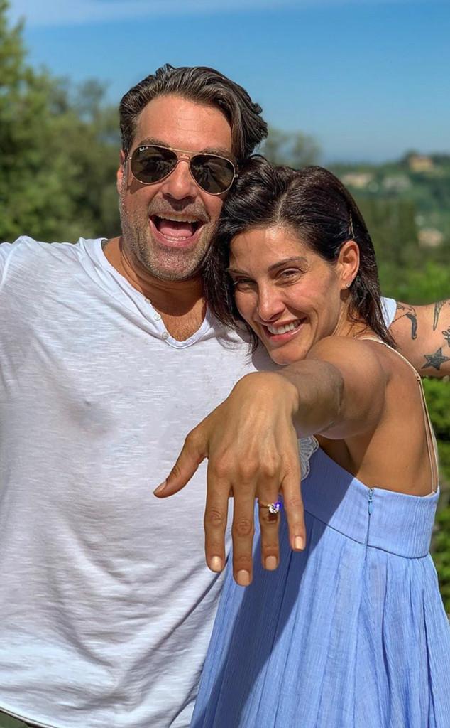 Anthony Carrino, Jacey Lambros, Engagement