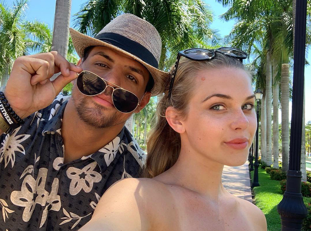 Inside Haleigh Broucher and Fessy Shafaat's Romance Outside the Big Brother House