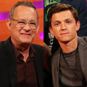 Tom Hanks, Tom Holland