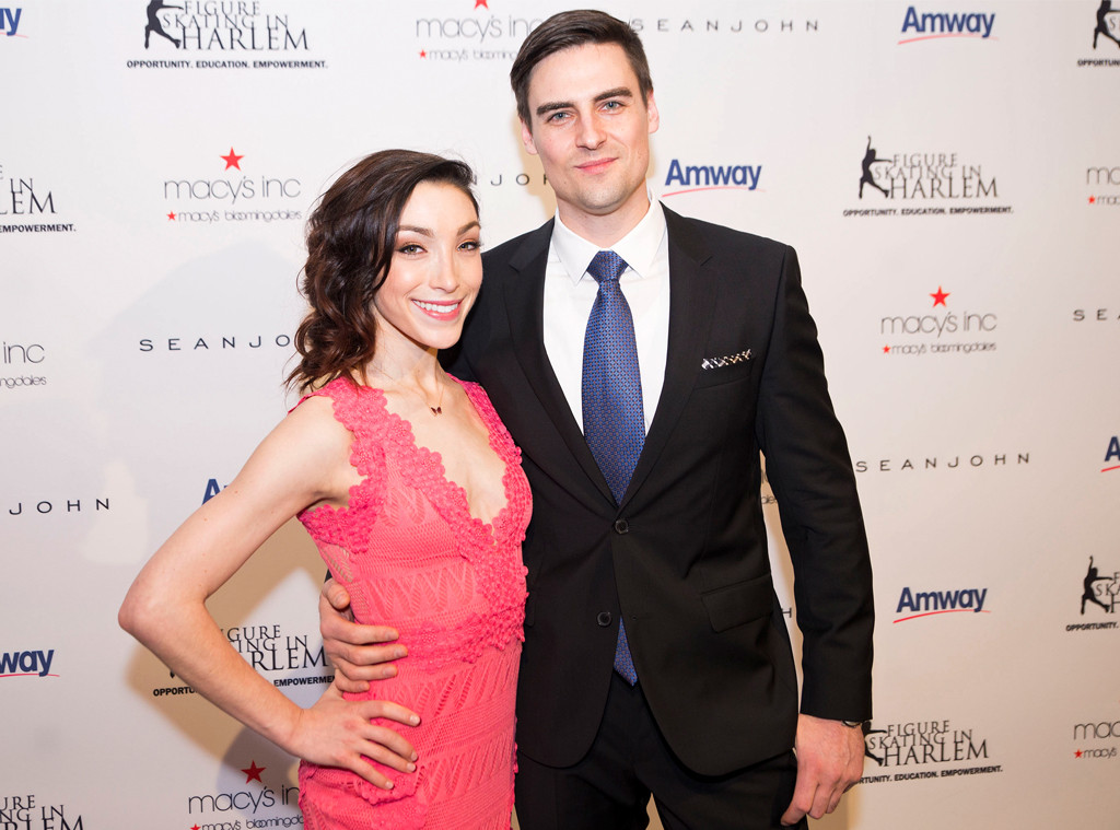 Olympian and DWTS Champion Meryl Davis Marries Fedor Andreev