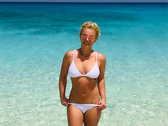 Britney Spears Is All Smiles in Bikini on Tropical Vacation: Inside Her Mother-Daughter Trip