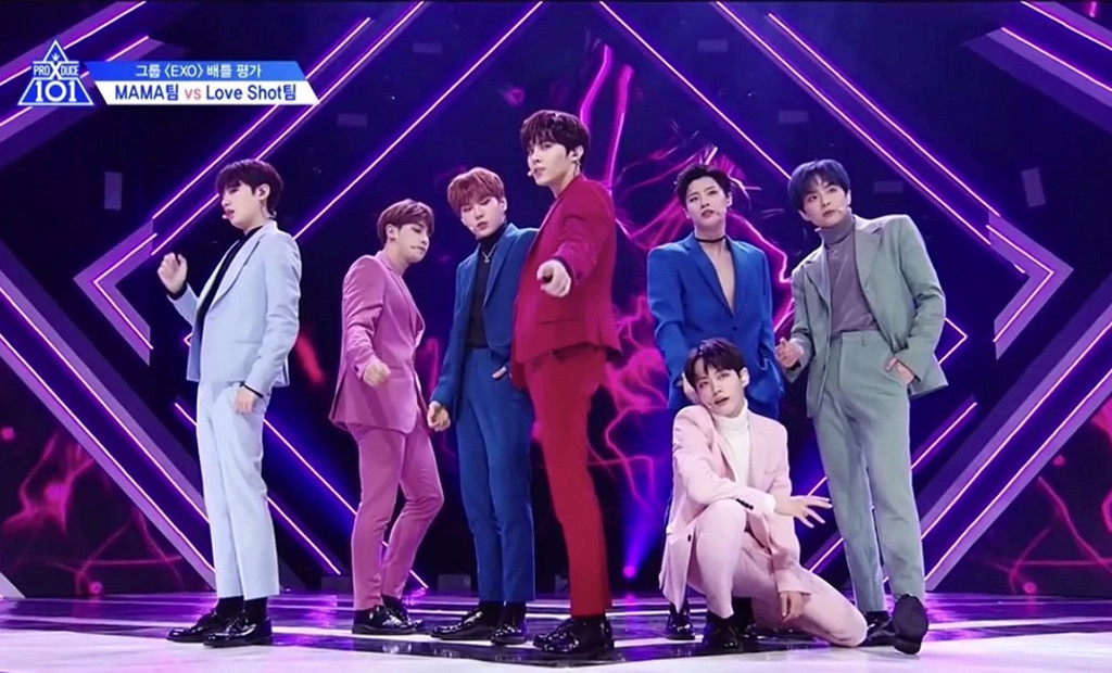 These Are The Top 30 Contestants In Produce X 101 Right Now | E! News