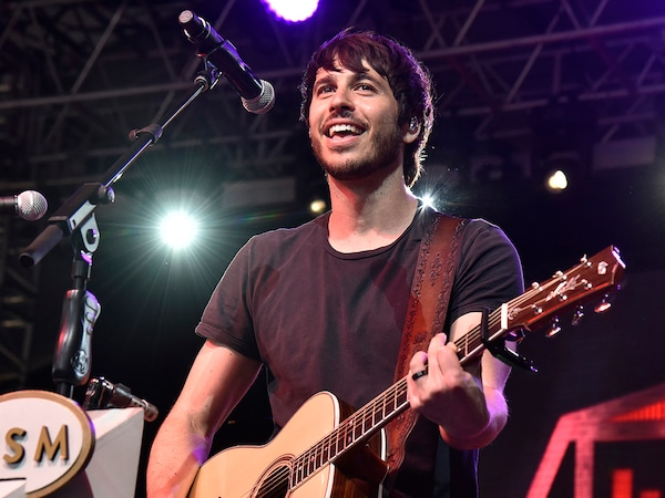 Morgan Evans Reveals the Best Advice Keith Urban Gave Him and Who He'd Love to Collaborate With