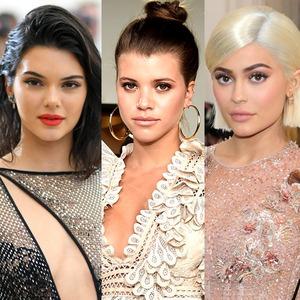 Kylie Jenner, Kendall Jenner, Sofia Richie