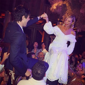 Karlie Kloss, Joshua Kusher, Second Weddingn