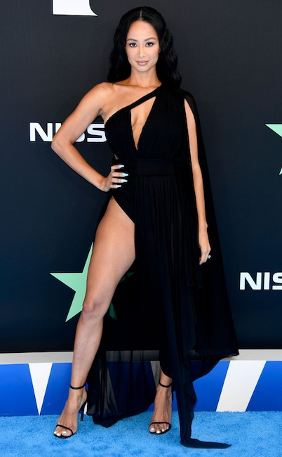 Draya Michele, 2019 BET Awards, Arrivals