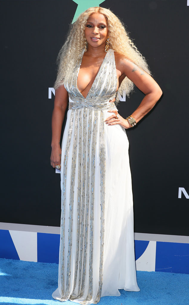 Mary J. Blige, 2019 BET Awards, Arrivals