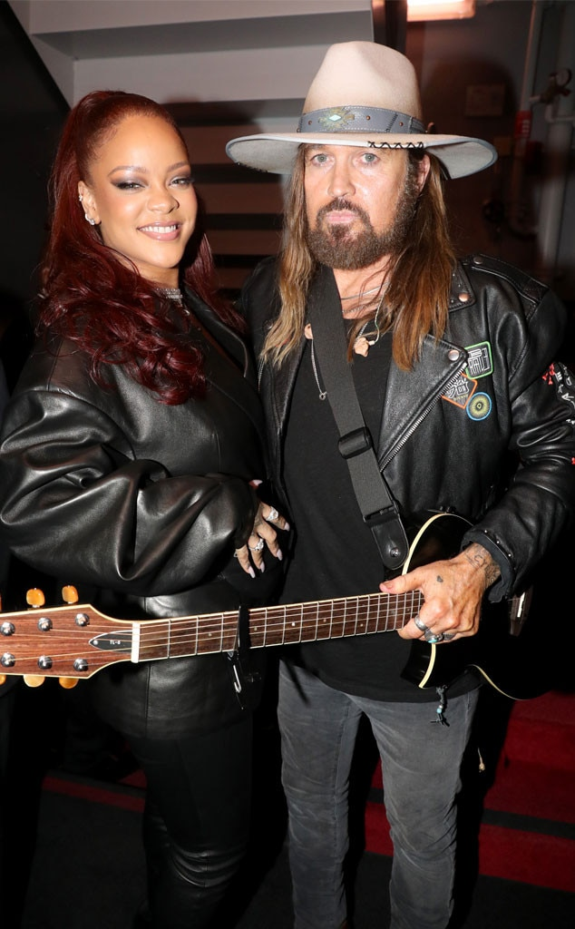 Rihanna, Billy Ray Cyrus, 2019 BET Awards