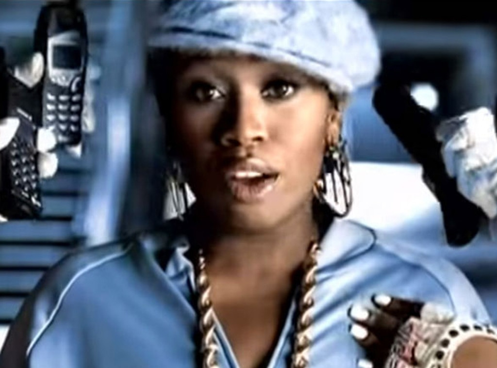 Missy Elliott, Work It Music Video