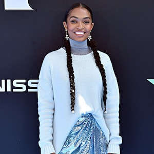 Yara Shahidi, 2019 BET Awards, Arrivals