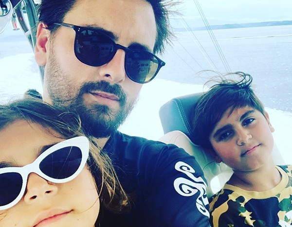 Scott Disick Has Found His Real Love and Passion in His 3 Kids