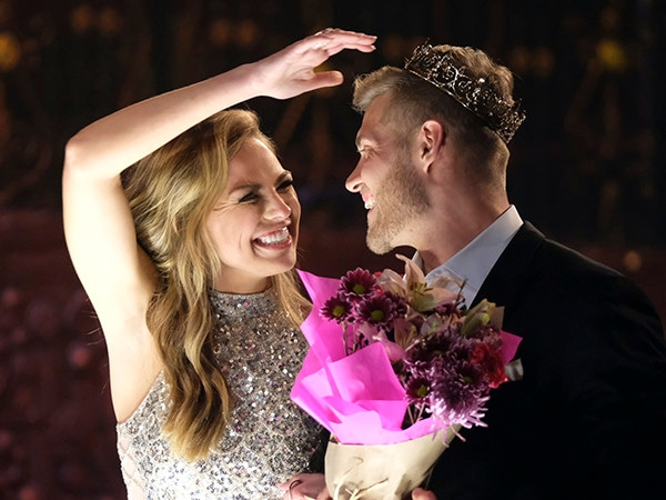 Why We Should Give <i>The Bachelorette</i>'s Hannah Brown a Break for Keeping Luke P. Around