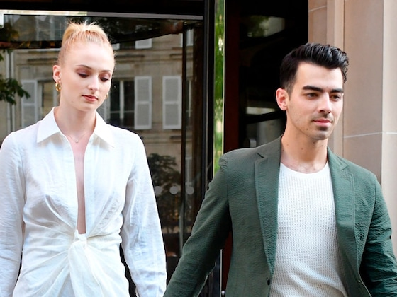 Joe Jonas and Sophie Turner Prove Power Couple Status in Paris Ahead of Second Wedding