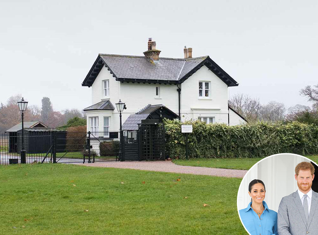how much prince harry meghan markle s home renovations really cost e online how much prince harry meghan markle s