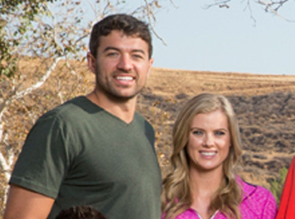 Laura Pierson and Tyler Adams, Season 26 from Where Are The Amazing