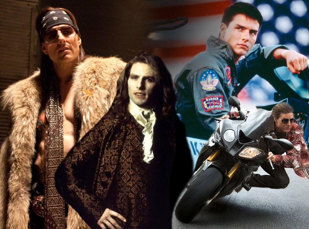 Tom Cruise's Best Roles