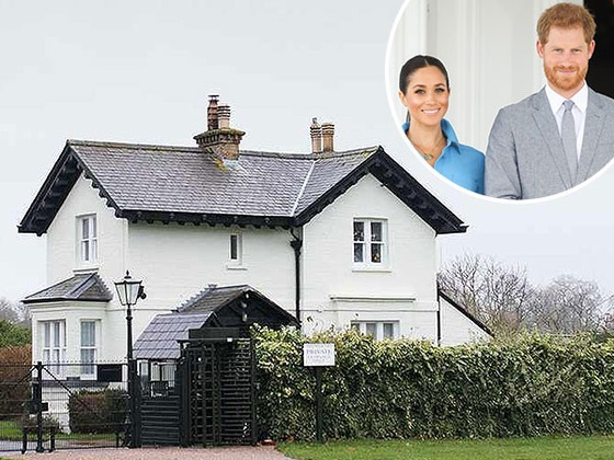 Here's How Much Prince Harry and Meghan Markle's Home Renovations Really Cost