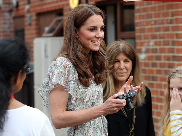 Queen Elizabeth II Gives Kate Middleton a New Patronage—and It's Picture-Perfect