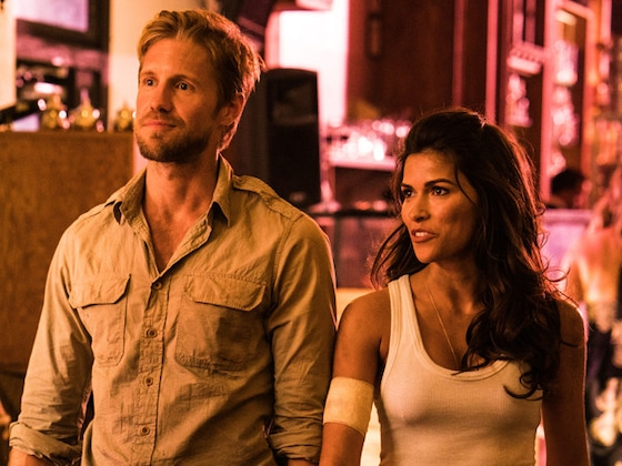 <i>Blood & Treasure</i> Sneak Peek: It's a Blast From the Past With Danny and Lexi's Steamy Early Meeting