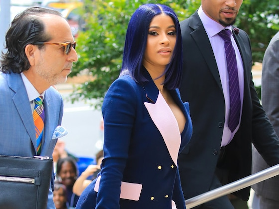 Cardi B Pleads Not Guilty to Assault Charges in Strip Club Fight Case