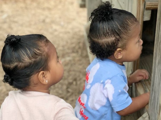 Stormi Webster and True Thompson Are the Cutest BFFs in These Adorable Pics