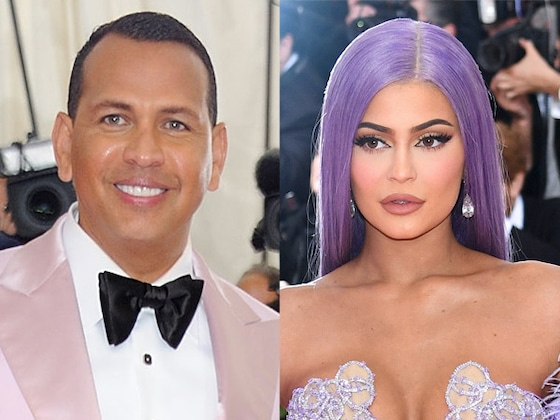 Kylie Jenner Sets the Record Straight on What She and Alex Rodriguez <i>Really</i> Talked About at the Met Gala
