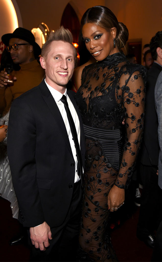 """Laverne Cox and Boyfriend Break Up After """"Much Soul Searching and Tears"""""""