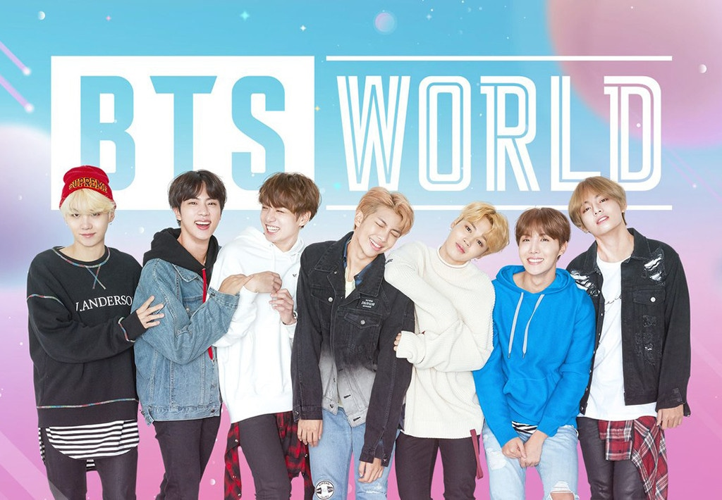BTS, BTS World