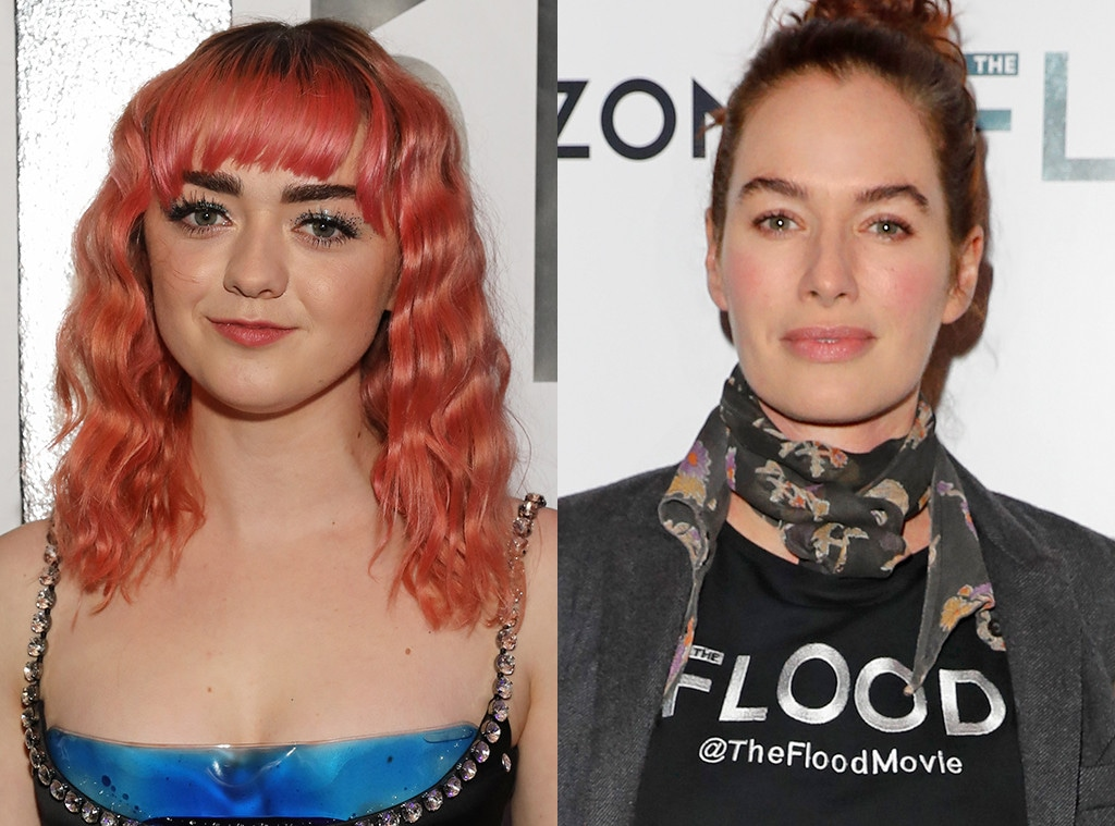 Maisie Williams, Lena Headey