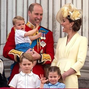 Trooping the Colour 2019, Prince Louis, Prince George, Princess Charlotte, Prince William, Kate Middleton
