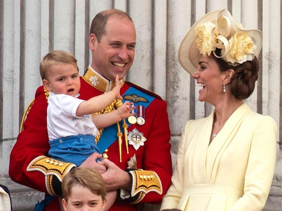 "Prince William Says It Would Be ""Absolutely Fine by Me"" If His Kids Were Gay"