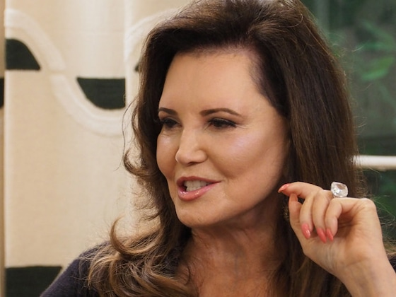Watch <i>Southern Charm</i>'s Patricia Altschul Take Her First Shot (Ever?!) at a Classy Dinner