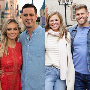 Ben Higgins, Lauren Bushnell, Hannah Brown, Luke Parker