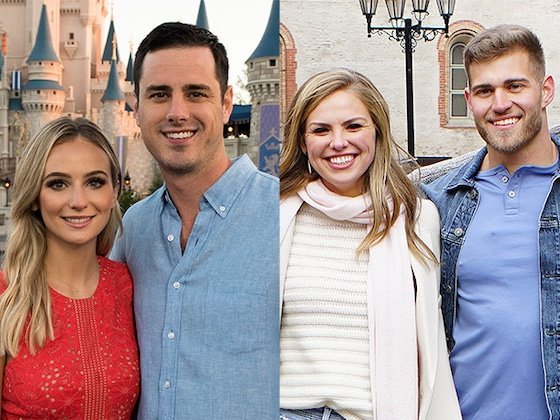 Ben Higgins Likens Lauren Bushnell Relationship to Hannah Brown and Luke P.
