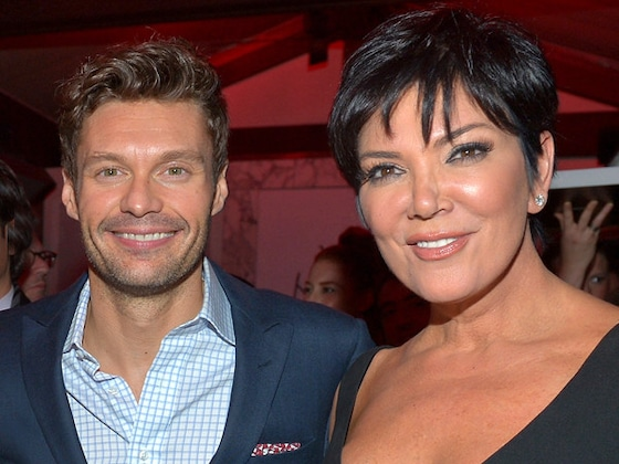 Oops! Ryan Seacrest Hilariously Recalls Clogging Kris Jenner's Toilet