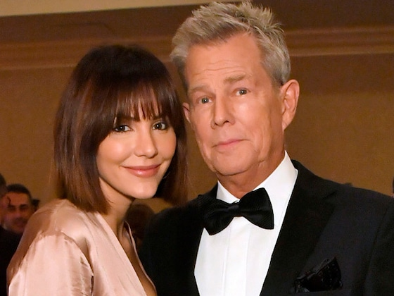 David Foster Reveals What He Loves Most About Wife Katharine McPhee