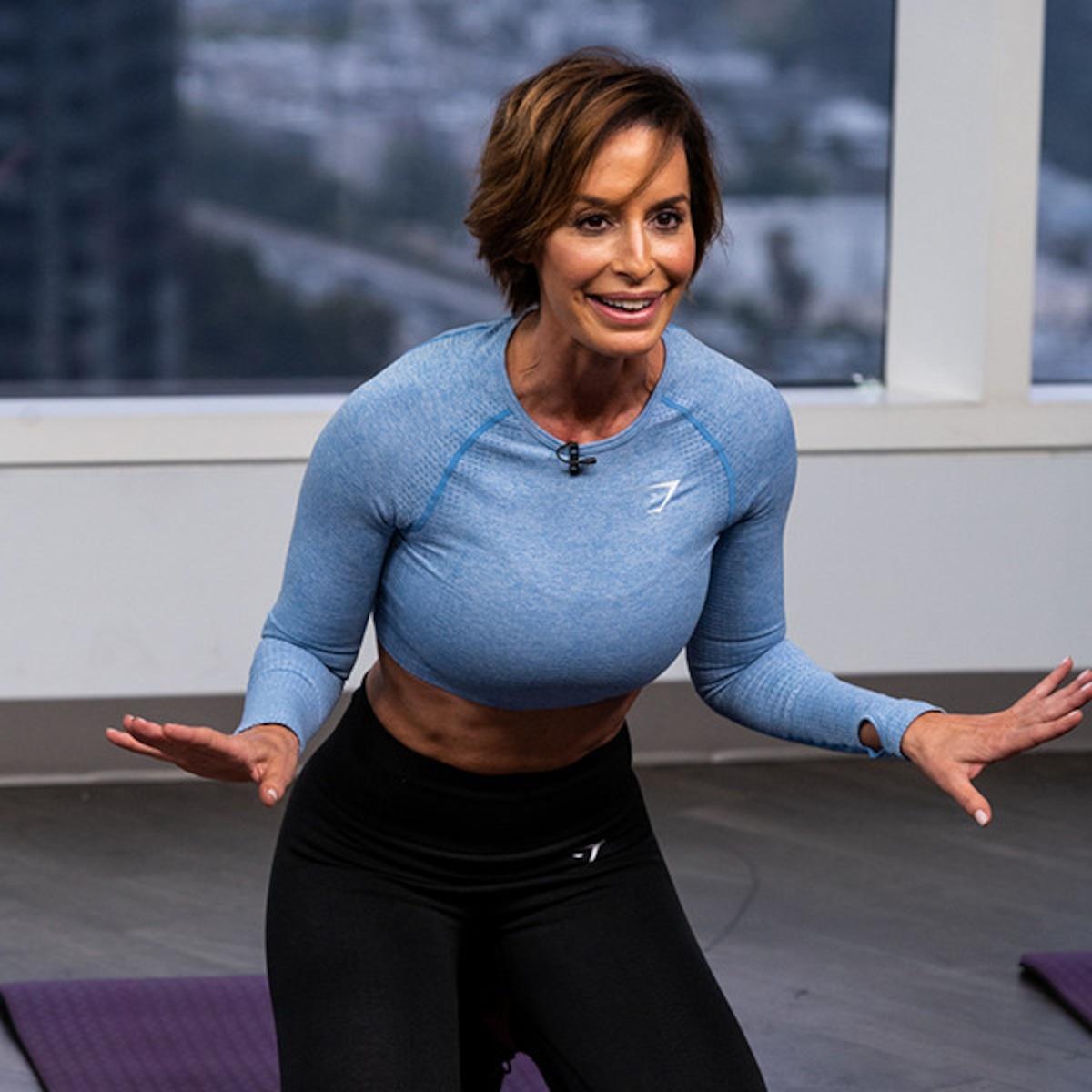 best deals on look for in stock Hear Revenge Body Trainer Ashley Borden's Workout Tips on | E!