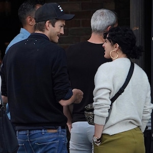 Ashton Kutcher, Rumer Willis