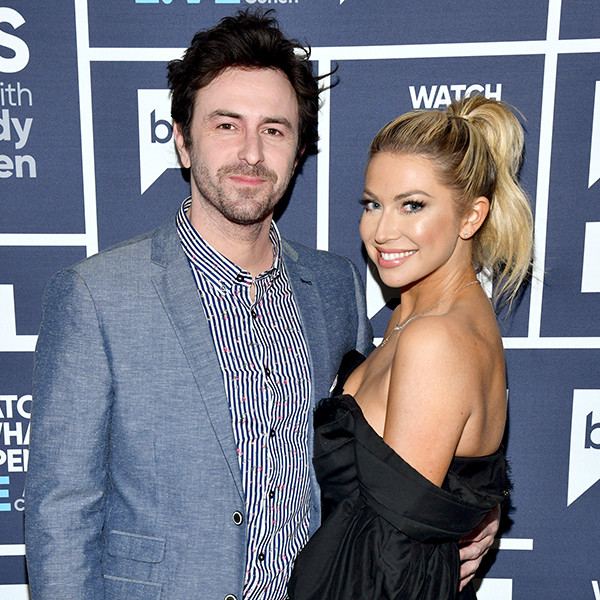 How Stassi Schroeder and Beau Clark Are Celebrating Their First Day as Homeowners