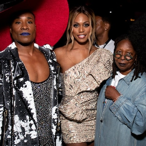 Billy Porter, Laverne Cox, Whoopi Goldberg, Angelica Ross