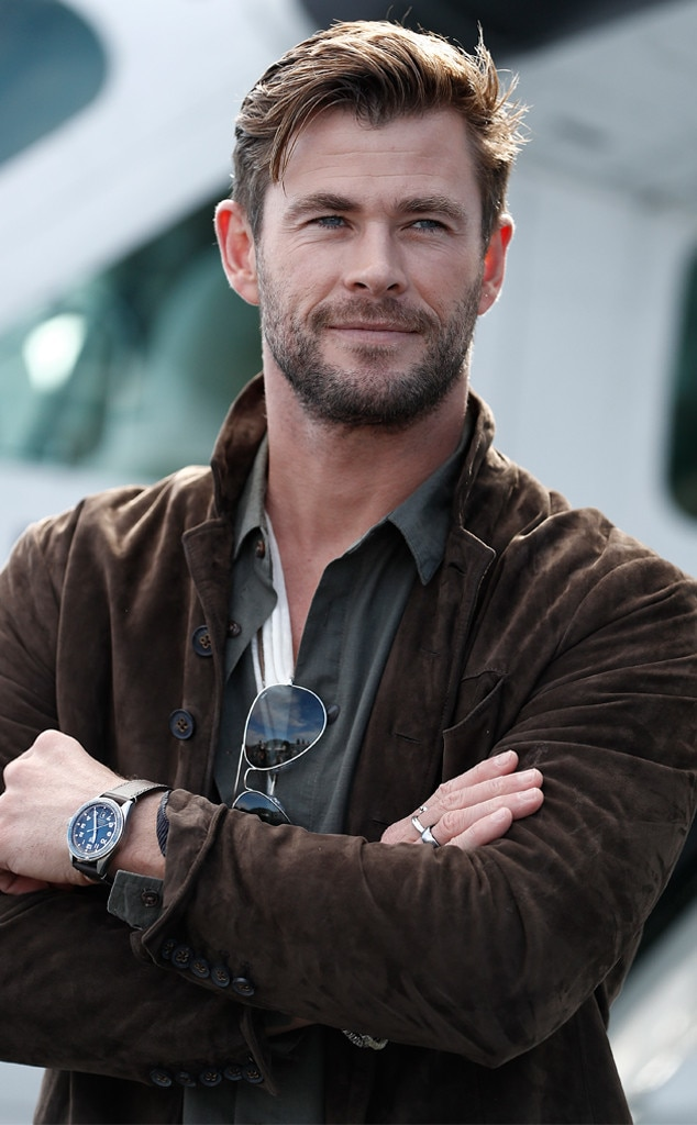 Chris Hemsworth from The Big Picture: Today's Hot Photos ...