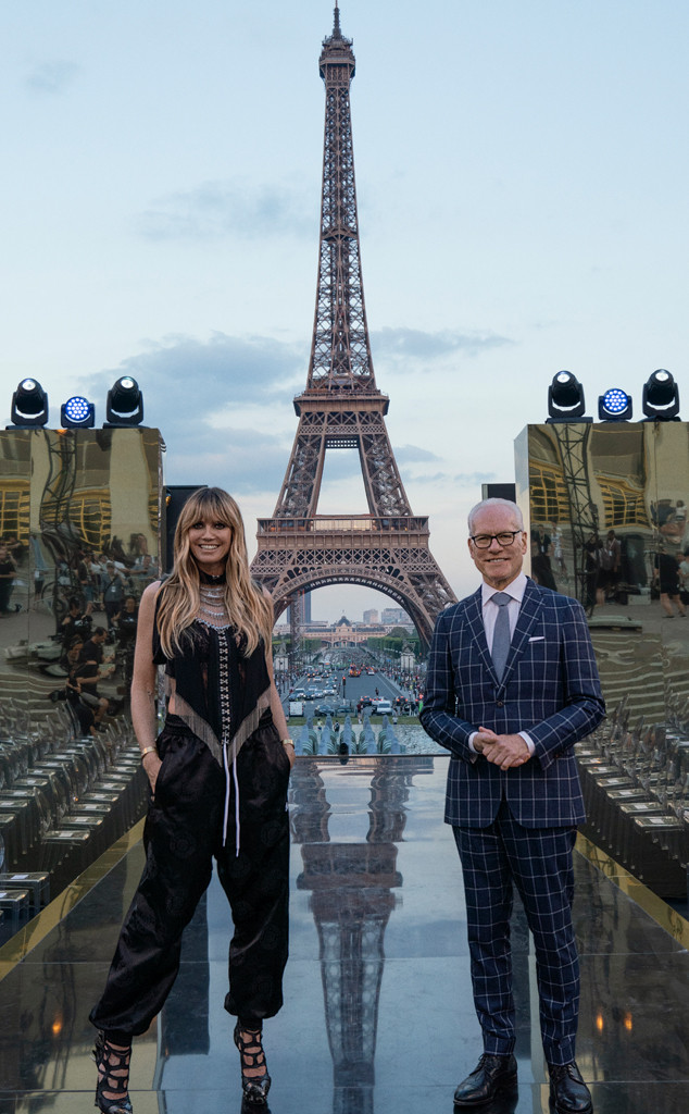 Heidi Klum, Tim Gunn Are Making the Cut on Amazon: Get the Scoop on Their New Show