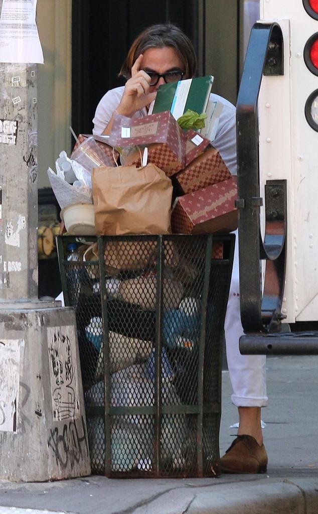 Chris Pine, Hiding from Paparazzi
