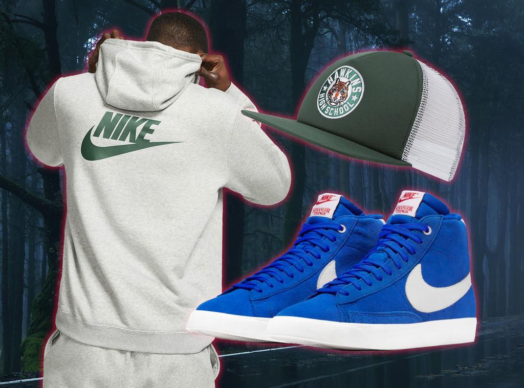 E-Comm: Stranger Things x Nike collab