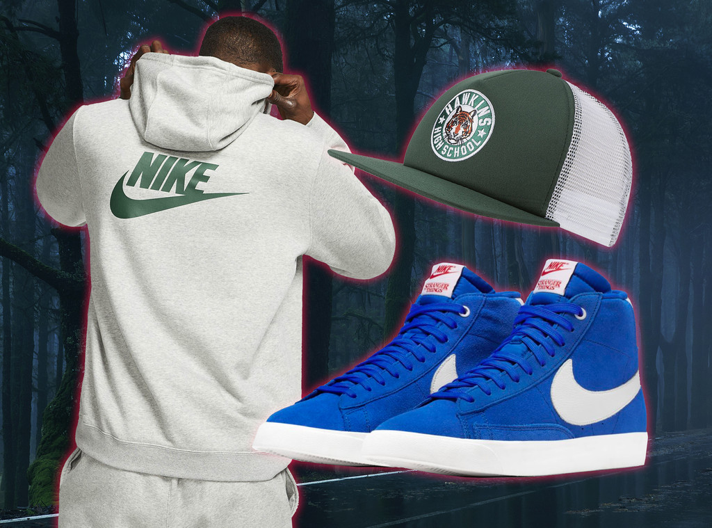 71bdefdf Stranger Things x Nike Collab Drop 2 Is Here! | E! News