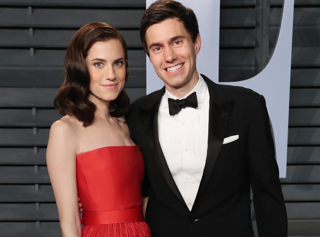 Allison Williams, Ricky Van Veen