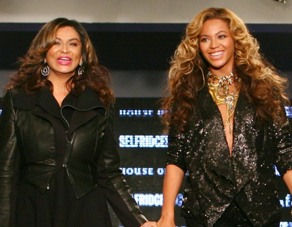 Tina Knowles Gushes Over