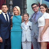 Kelly Ripa Has Been Social Distancing With Her Family in the Caribbean 1